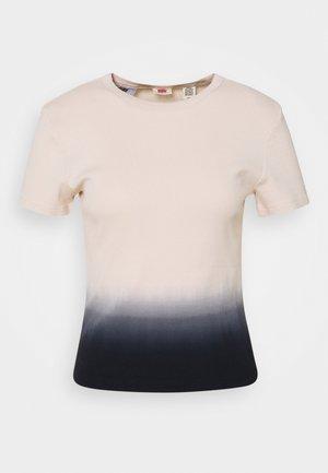 GRAPHIC RICKIE TEE - T-shirts print - white