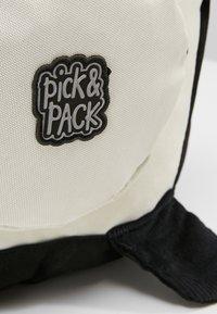 pick & PACK - PANDA BACKPACK - Rygsække - white - 6