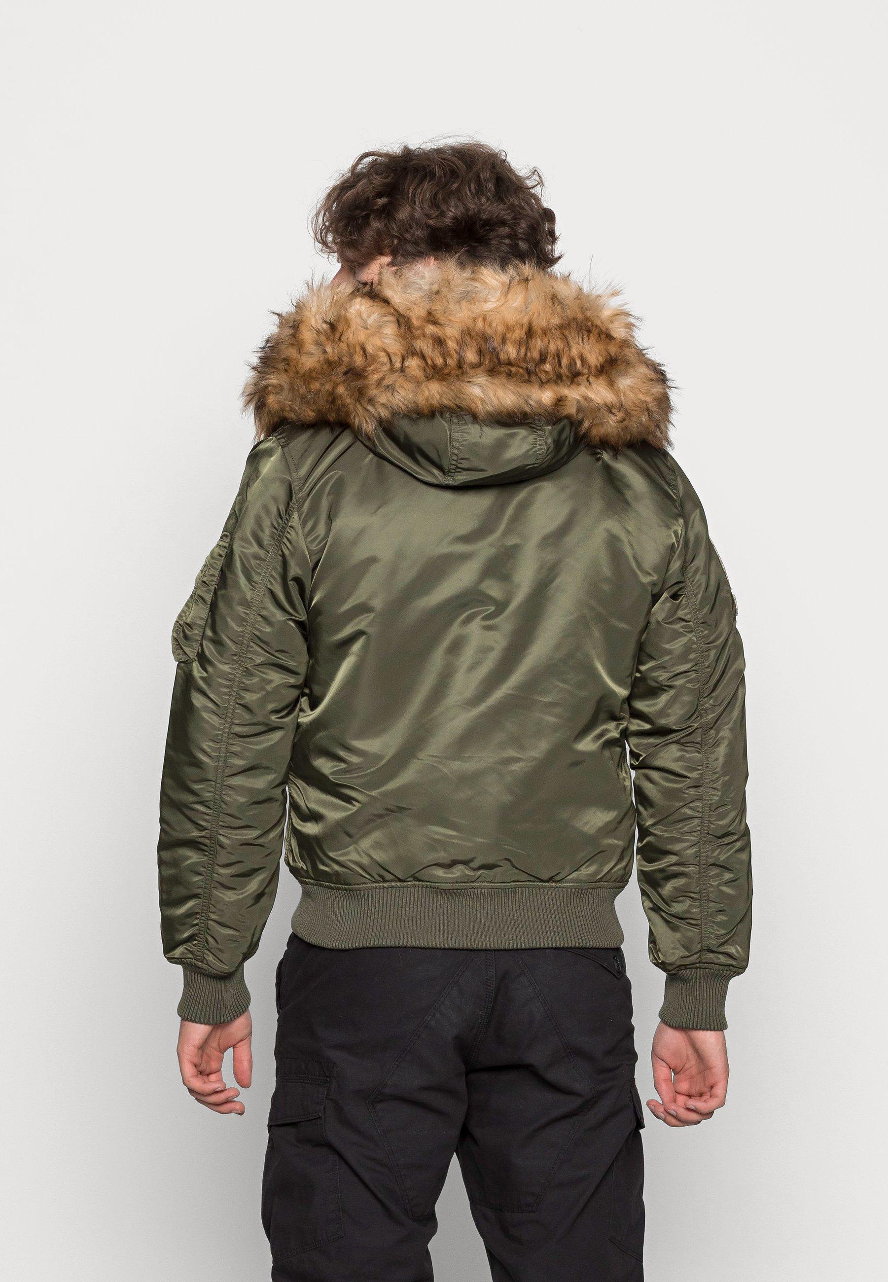 Herren HOODED ARCTIC - Winterjacke