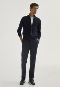 Massimo Dutti - Vest - dark blue - 1