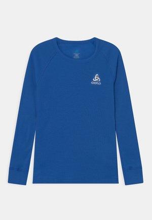CREW NECK ACTIVE WARM ECO UNISEX - Unterhemd/-shirt - nautical blue