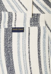See by Chloé - Trousers - white/blue - 2