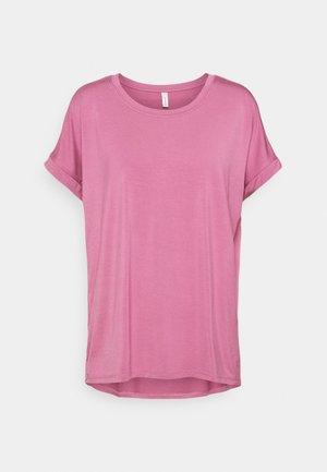 SC-MARICA 33 - Jednoduché triko - dark pink rose