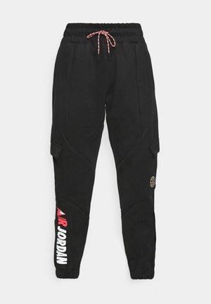 PANT - Træningsbukser - black