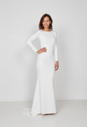FISHTAIL - Cocktail dress / Party dress - off-white