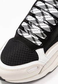 sandro - FLAME - Trainers - storm - 2