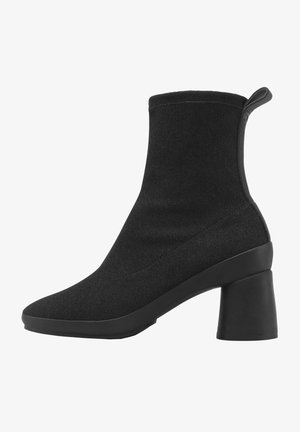 UPRIGHT - Ankle boots - schwarz