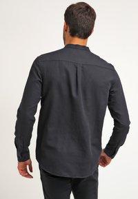 Pier One - Shirt - black - 2