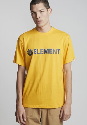 BLAZIN - T-shirt con stampa - gold