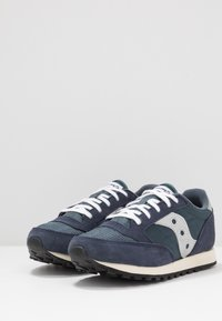 Saucony - JAZZ ORIGINAL - Baskets basses - navy - 3