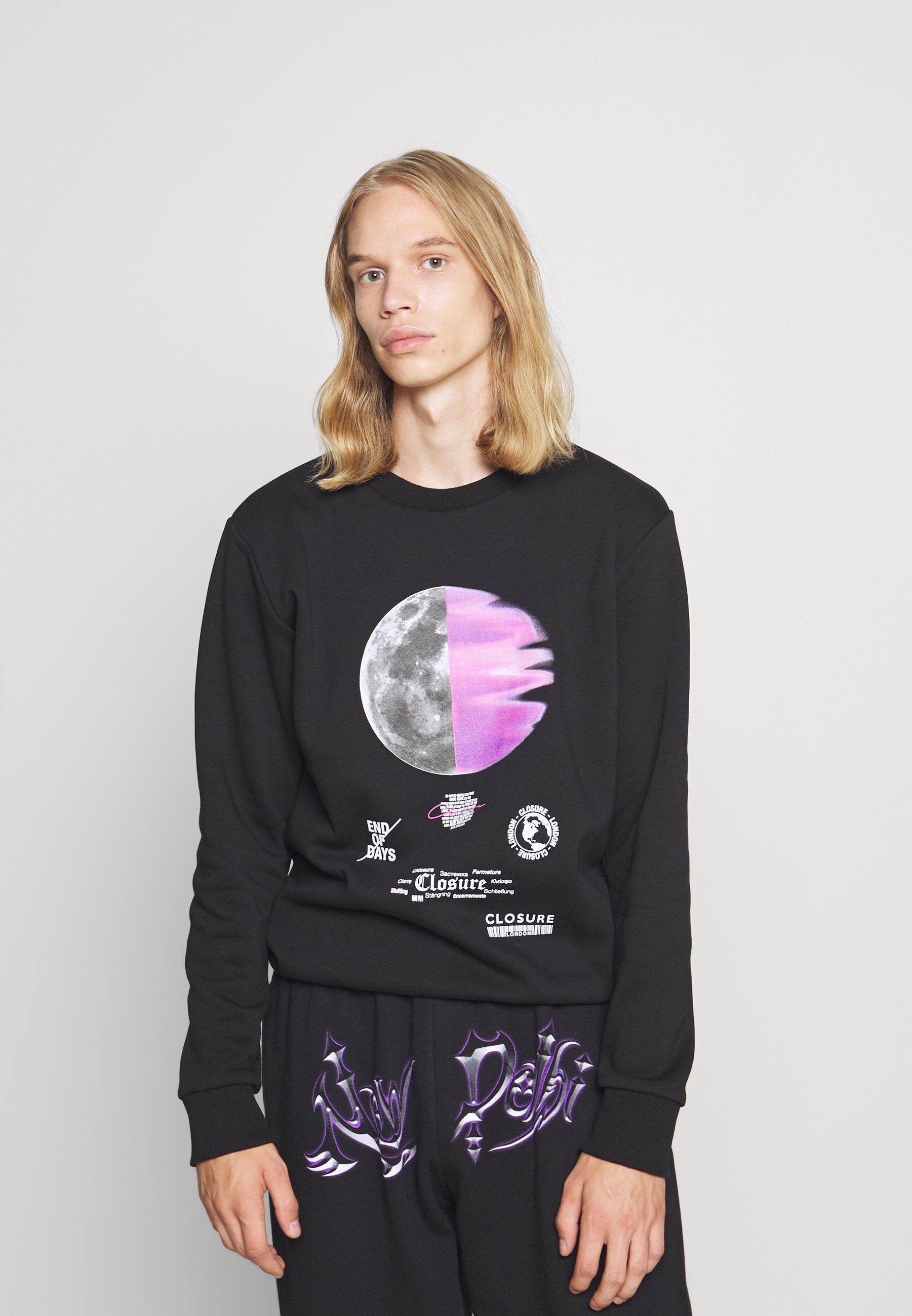 Men ECLIPSE CREW  - Sweatshirt