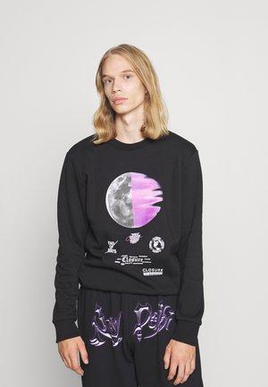 ECLIPSE CREW  - Sweatshirt - black