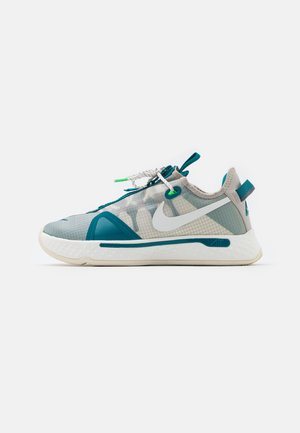 PG 4 - Basketball shoes - sail/cool grey/natural