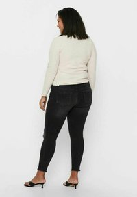 ONLY Carmakoma - Jeans Skinny Fit - black denim - 2