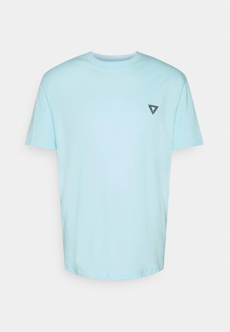 YOURTURN - UNISEX - Basic T-shirt - light blue
