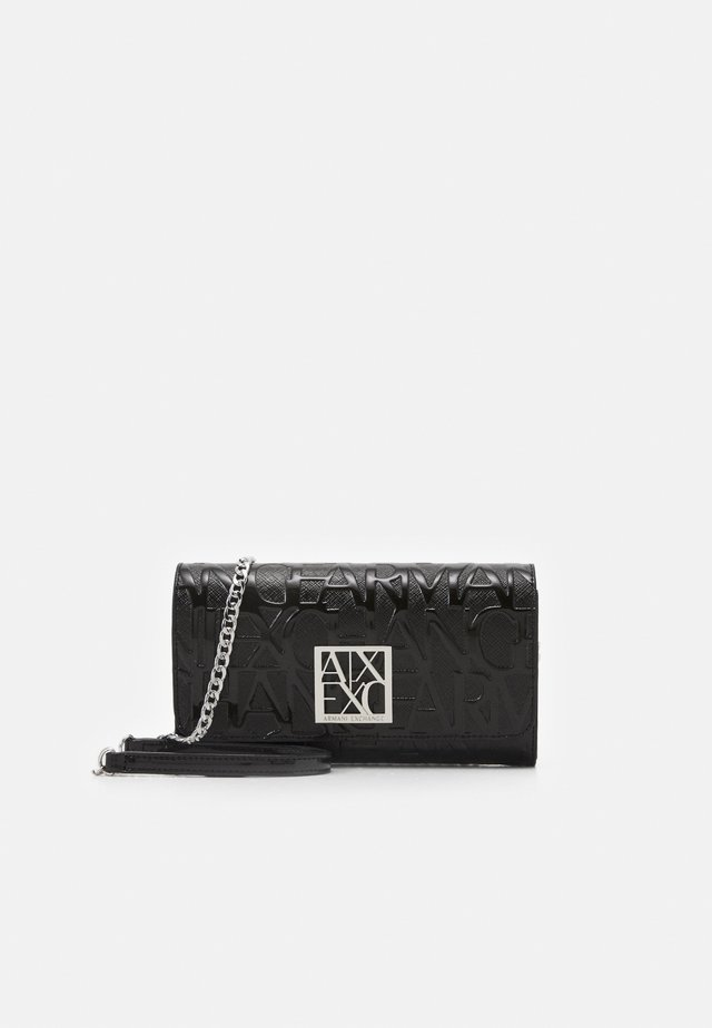 WALLET ON CHAIN WOMAN'S WALLET ON CHAIN - Wallet - nero
