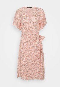 Soaked in Luxury - GABY ILIO DRESS  - Day dress - buttercup autumn sunset - 0