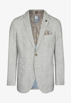 BEQUEMES - Blazer jacket - grau
