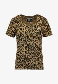 Superdry - ESSENTIAL TEE - Basic T-shirt - khaki - 4