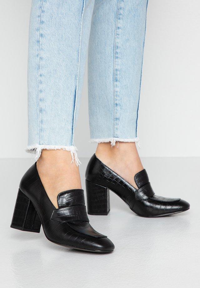 LINNEA - Classic heels - black