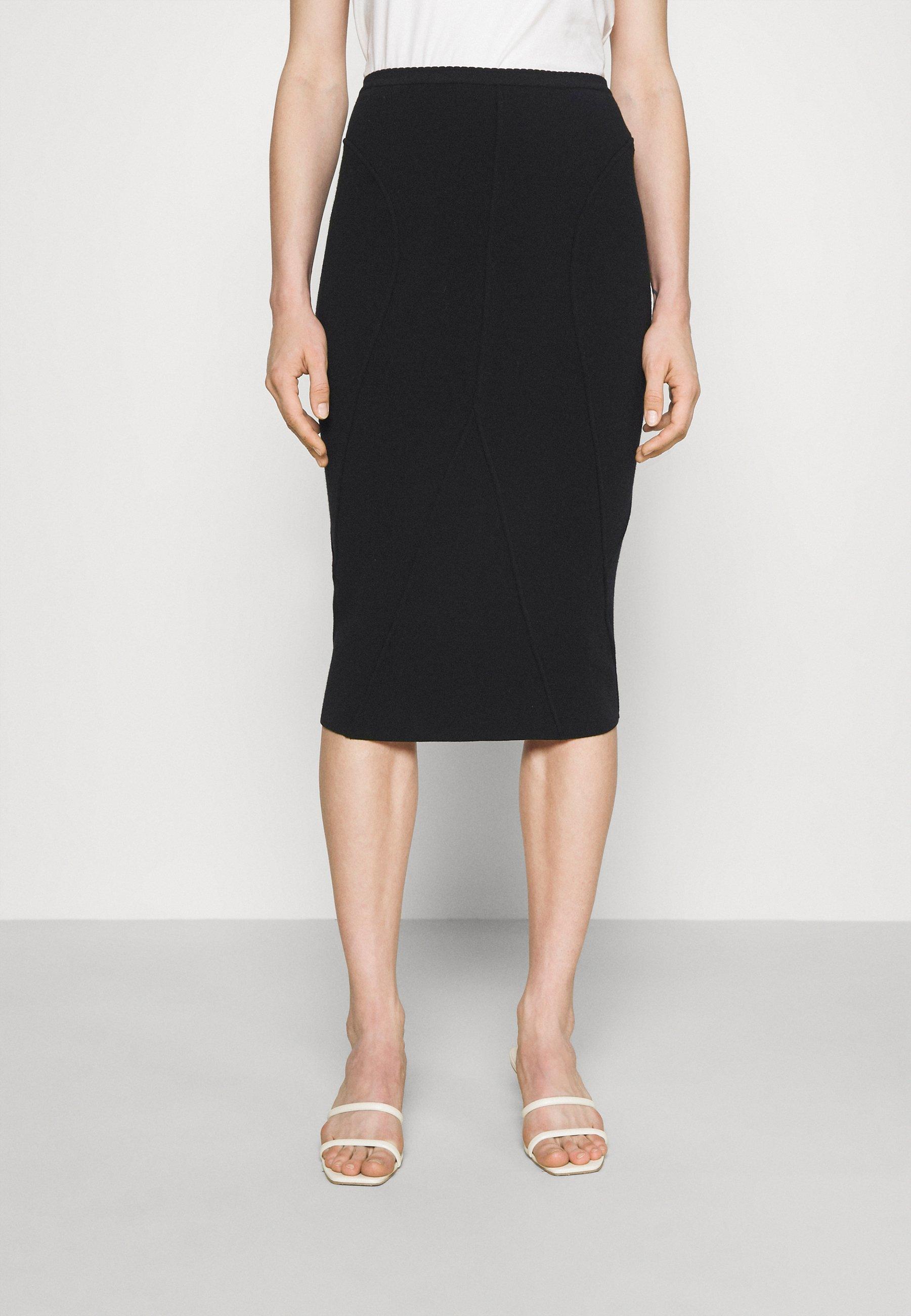 Mujer GONNA MAGLIA - Falda de tubo