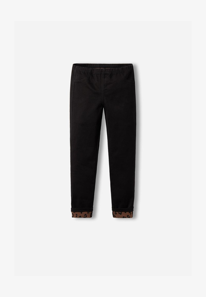 Calzedonia - Leggings - Trousers - schwarz - black denim