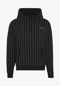 Good For Nothing - GOOD FOR NOTHING OVERSIZED HOODIE - Bluza z kapturem - black - 3