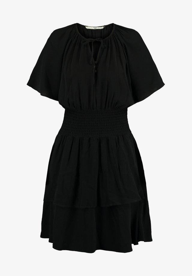 DIANA - Day dress - black