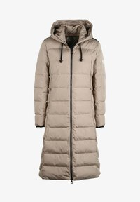 No.1 Como - Winter coat - sand - 3