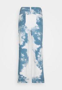 Jaded London - CLOUD SKATE - Jeans baggy - blue - 8