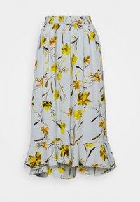 PIECES Tall - PCLILLIAN SKIRT - Maxi skirt - plein air - 0