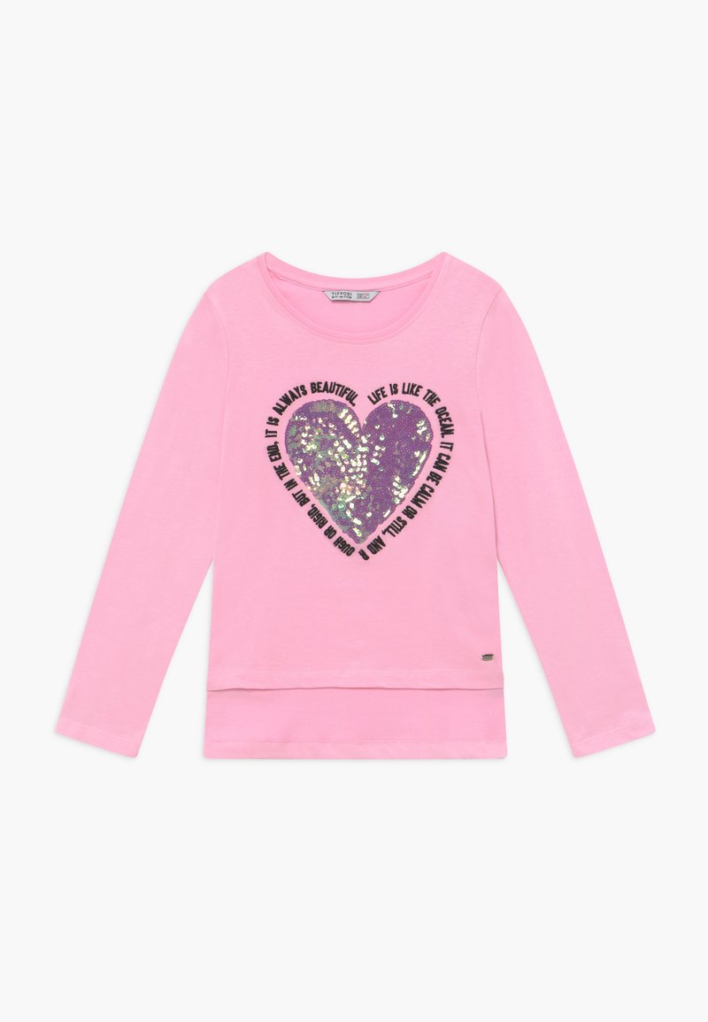 Tiffosi - CASSIDY - Long sleeved top - pink
