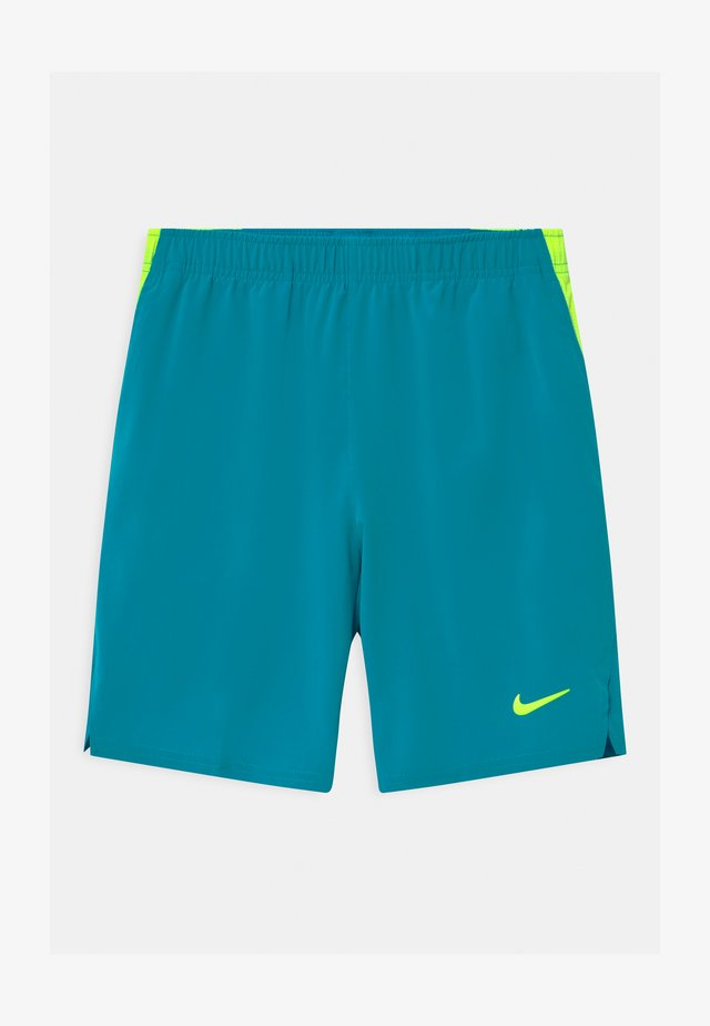 VICTORY  - Sports shorts - neo turquoise/volt