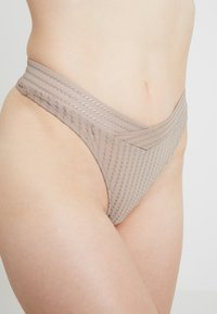 else - ZIGGY THONG - Tanga - warm taupe - 4