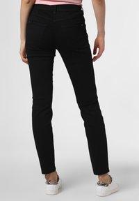 MAC - Slim fit jeans - schwarz - 1