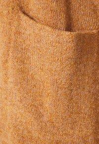 VILA PETITE - VIHANNA OPEN CARDIGAN - Cardigan - pumpkin spice melange - 2