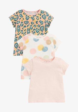 3 PACK - T-shirts print - multi coloured