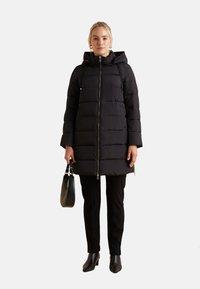 Elena Mirò - Winter coat - nero - 1