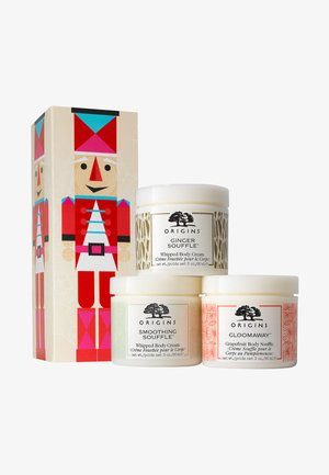SOUFFLE SAMPLER SET - Bath and body set - -