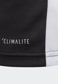 adidas Performance - ENTRADA JERSEY - Print T-shirt - black - 4
