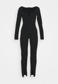 Hervé Léger - JULIA RESTOIN ROITFELD SWEETHEART LONG SLEEVE - Jumpsuit - black - 6