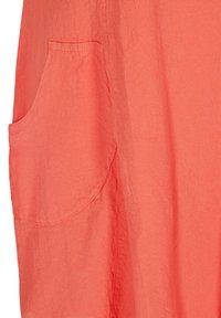 Zizzi - Day dress - hot coral - 3