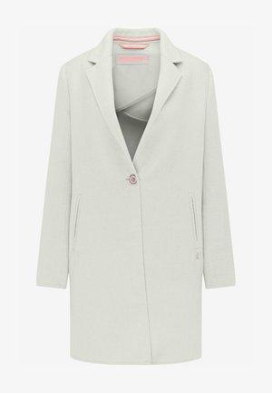 Classic coat - off white