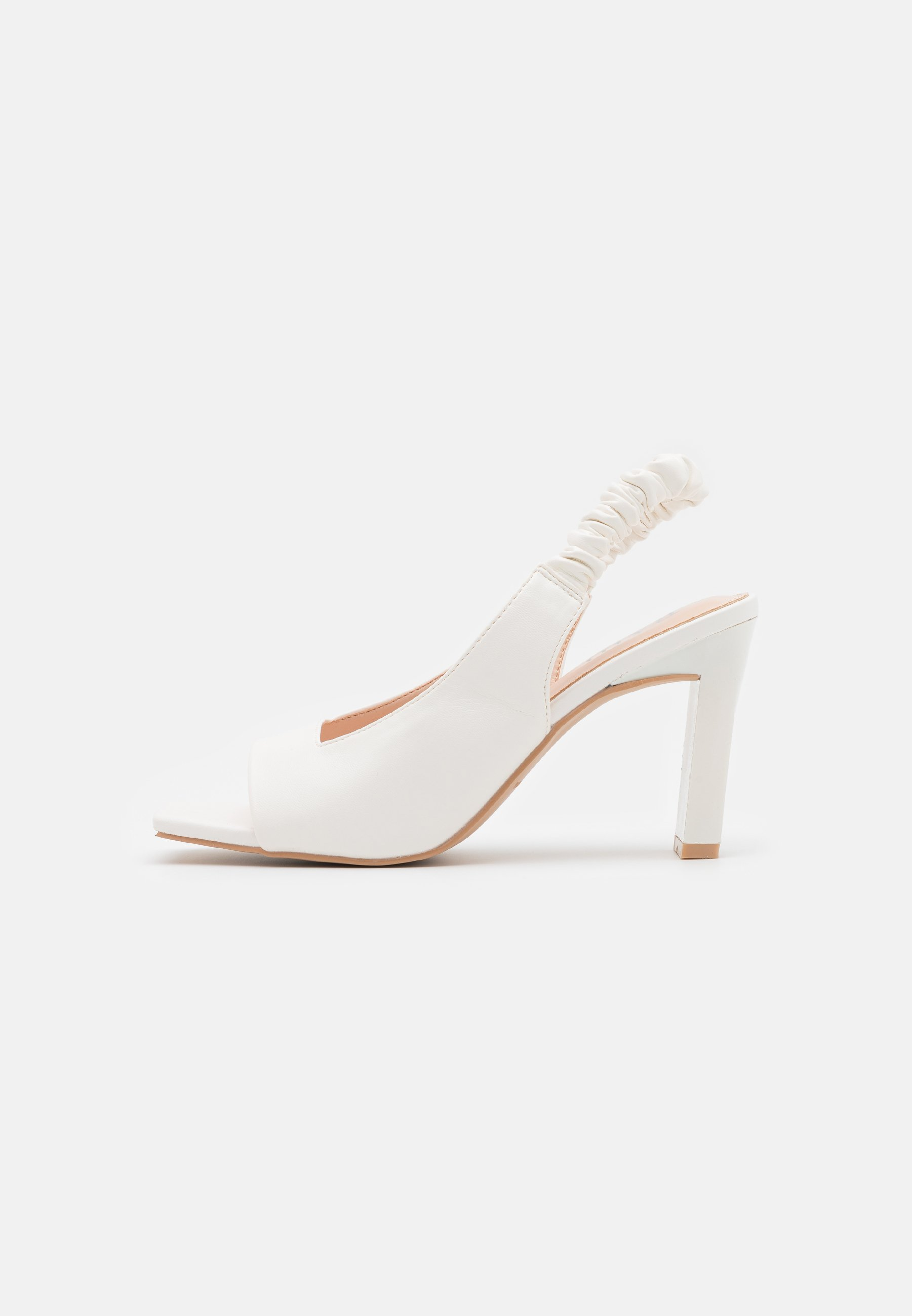 Women GALICIA - Sandals - white