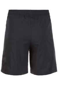 Under Armour - LAUNCH SHORT - kurze Sporthose - black - 1