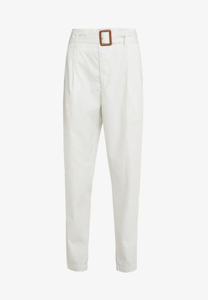 Pantalones chinos - chic cream