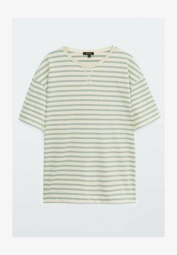 T-shirt imprimé - green