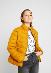 b.young - BOMINA JACKET - Light jacket - golden oak - 3