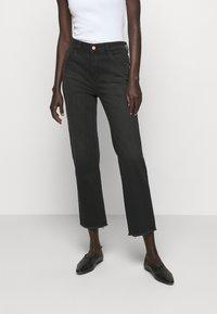 DL1961 - PATTI HIGH RISE STRAIGHT - Bootcut jeans - corvus - 0