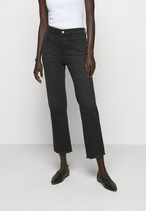 PATTI HIGH RISE STRAIGHT - Bootcut jeans - corvus